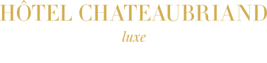 Hotel Chateaubriand Logo